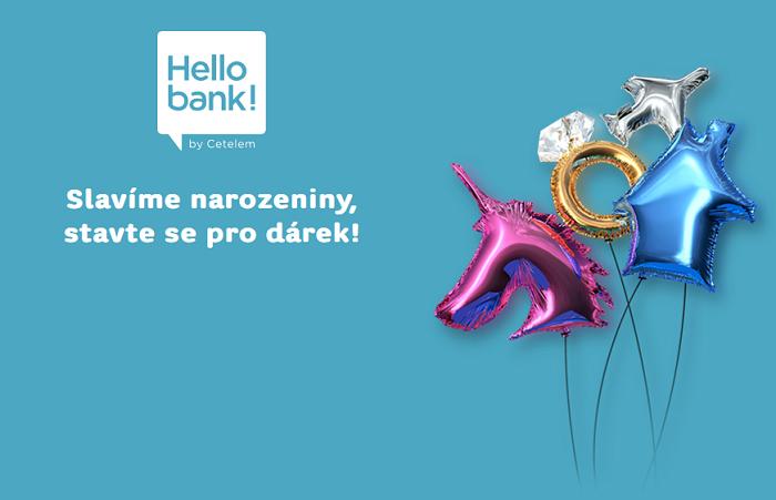 Zdroj: Hello bank!