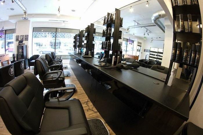 Barber shop M Room, zdroj: M Room
