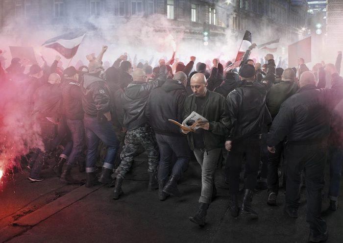 Y&R Prague: Questioning Neo-Nazism pro magazín Reportér