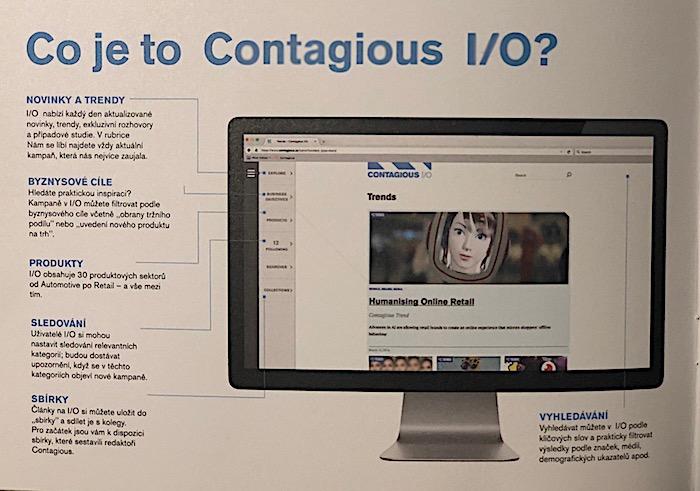 Co vše nabídne rozhraní Contagious I/O, zdroj: Contagious.
