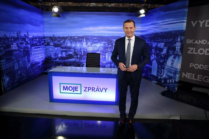 Moje zprávy, foto: TV Barrandov