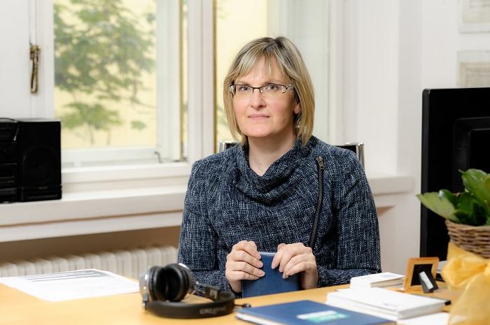 Hana Ondryášová, foto: ČRo, Khalil Baalbaki