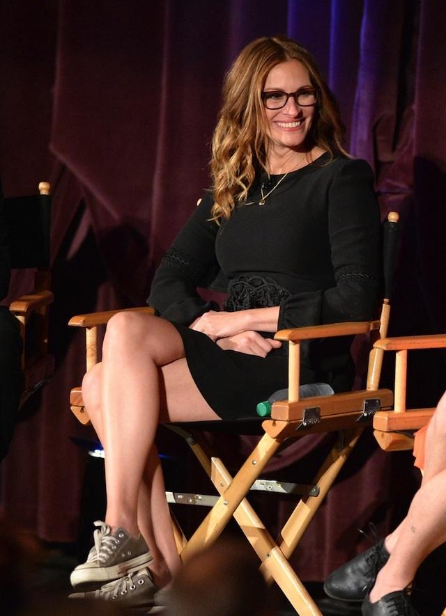 Julia Roberts v converskách, zdroj: ShoeQueendom.com