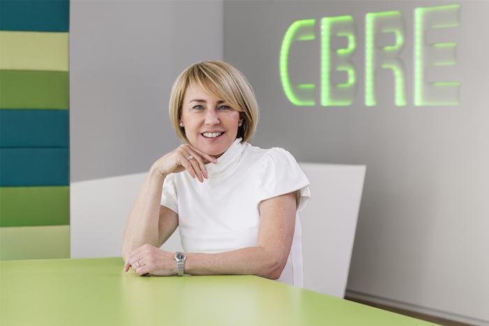Miroslava Misíková se ujímá řízení marketingu společnosti CBRE, zdroj: CBRE.