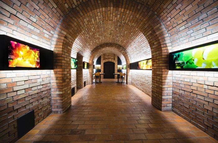 Rekonstruované Habánské sklepy s vinotékou, zdroj: FB Habánské sklepy