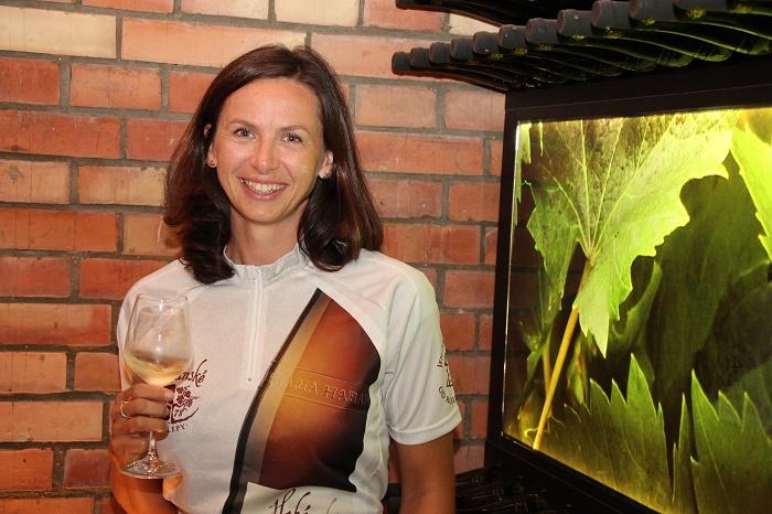 Lenka Štemberová, manažerka značek tichých vín společnosti Bohemia Sekt, zdroj: Bohemia Sekt