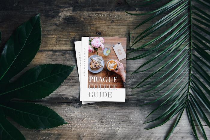 Pointa vydává první knihu Prague Coffee Guide, zdroj: Creative Dock.