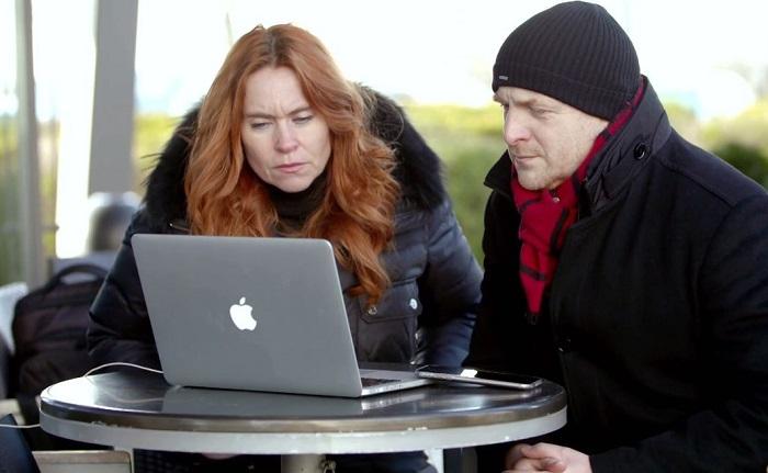 Sabina Slonková, Jiří Kubík, foto: Seznam Zprávy