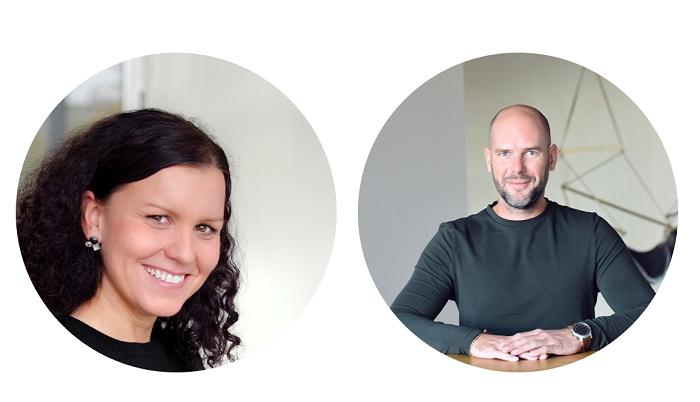 Andrea Řezníčková je novou tiskovou mluvčí společnosti Invia, Daniel Blažek se stává marketingovým ředitelem, zdroj: Invia.