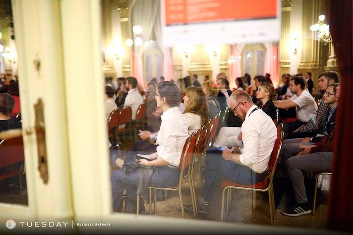 Pohled na publikum na CIF 2018, zdroj: Internet Info