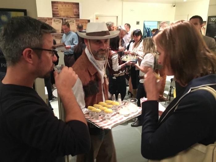 A na Divokém západu se podává jedině tequila, zdroj: OMG Research.