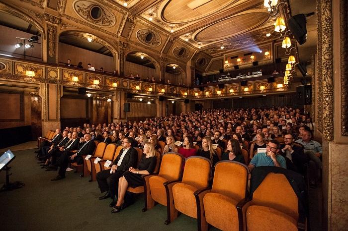 Vyhlašování Effie proběhlo již tradičně v kině Lucerna, zdroj: FB AKA.