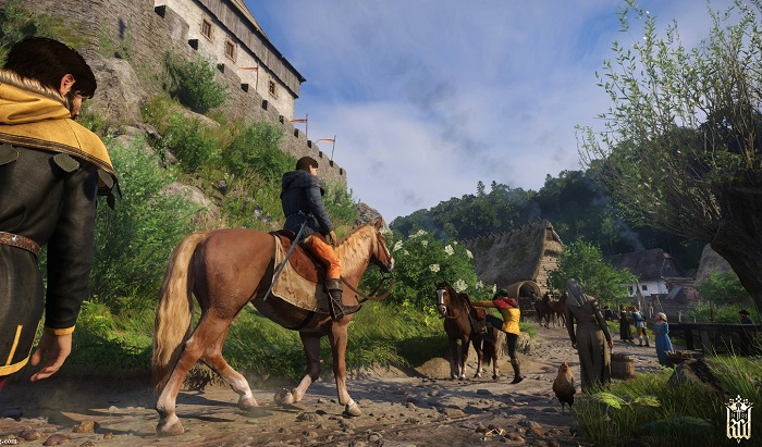 Kingdom Come: Deliverance, zdroj: Warhorse Studios