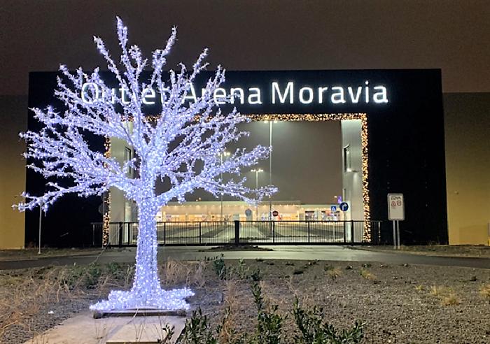 Foto: Outlet Arena Moravia