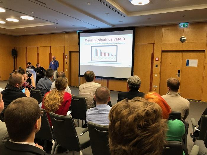 Konference o crossmediálním měření 2018, foto: MediaGuru.cz