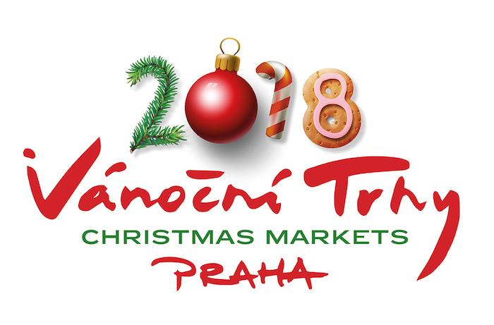 Nové logo vánočních trhů v centru Praha od Pavla Šťastného, který vytvořil i logo Občanského fóra, zdroj: Taiko.
