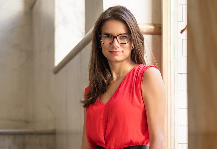 Andrea Hurychová, foto: WeDigital