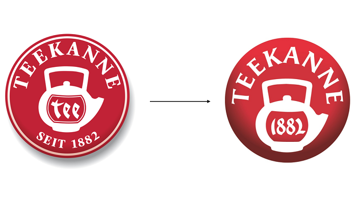 Značka čaje Teekanne mění logo, zdroj: Teekanne.