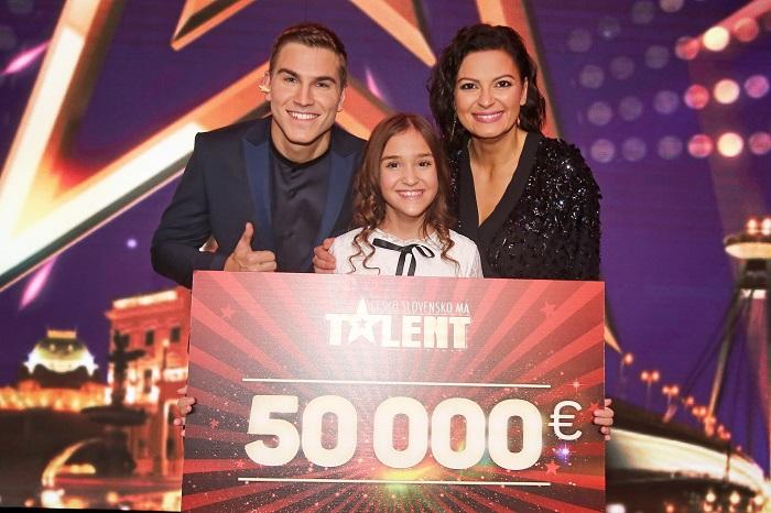 Česko Slovensko má talent VII, foto: FTV Prima