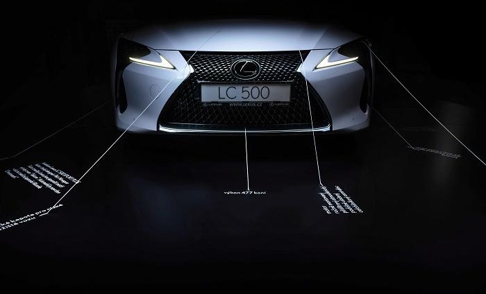 Instalace značky Lexus na letošním Czech Design Week, zdroj: Lexus