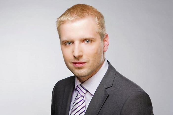 Radek Wiglasz, foto: Česká televize