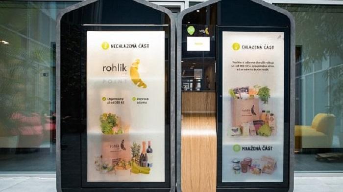 Pohlík Point, foto: Rohlík.cz