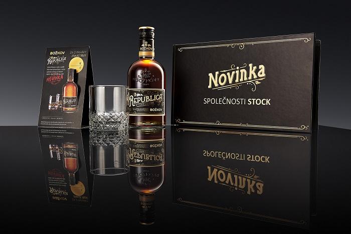 """Republica má v názvu """"c"""" a nikoli """"k"""" z důvodu exportu. Zdroj: Stock Plzeň Božkov"""
