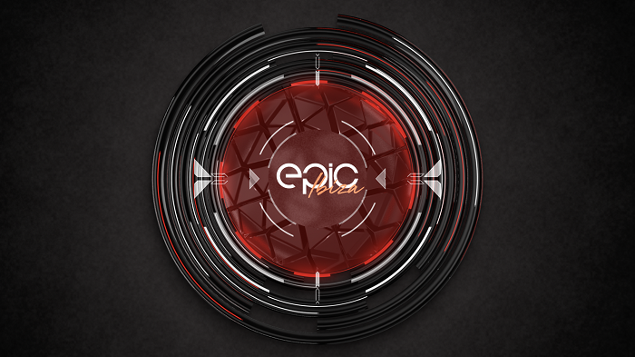 Logo pořadu Epic Ibiza, foto: TV Óčko