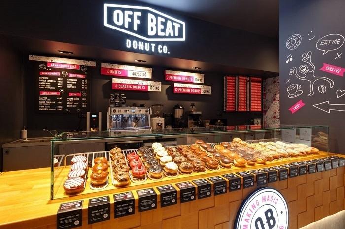 Irská síť Offbeat Donuts přišla do Česka, zdroj: Offbeat Donuts