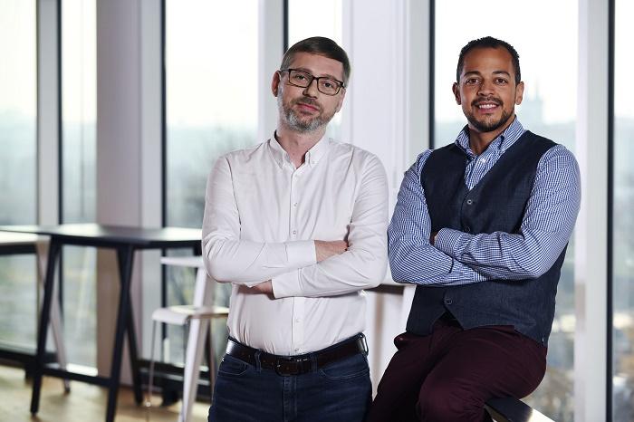 Provozním ředitelem společnosti Roivenue se stal Martin Souček (vlevo), marketing povede Emil Jimenez (vpravo), zdroj: Roivenue