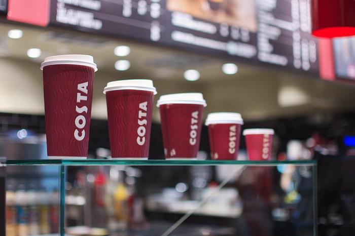 Zdroj: Costa Coffee