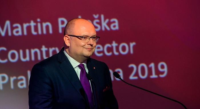 Martin Peleška, ředitel české pobočky Toyota (Foto: Toyota)