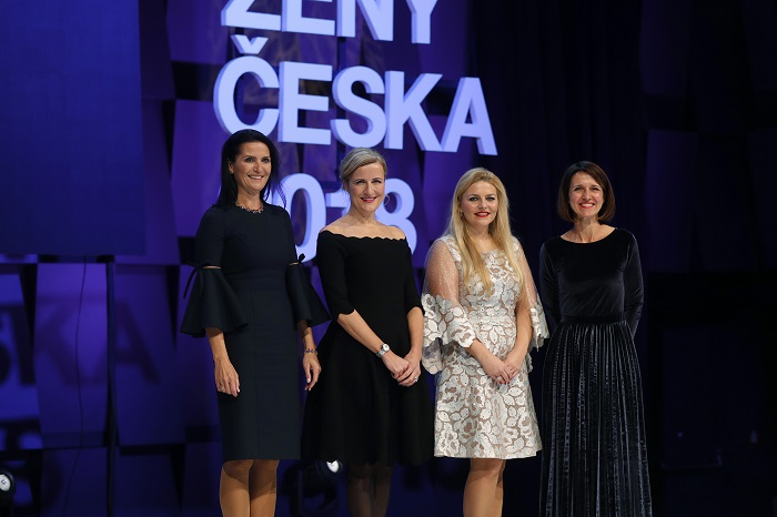 Top ženy Česka 2018, foto: Economia