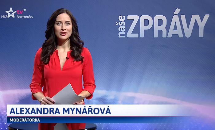 Repro TV Barrandov
