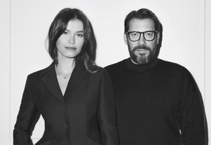 Michaela Seewald a Fabrice Biundo, foto: V24 Media