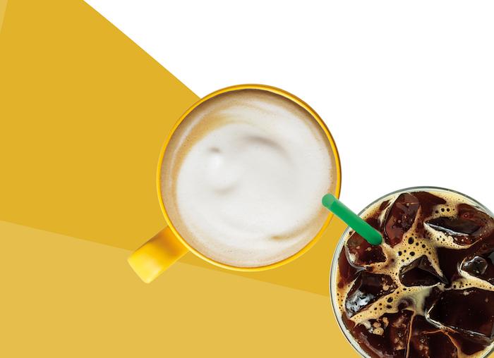 Starbucks uvádí světle praženou kávu Blonde Roast, zdroj: Starbucks.