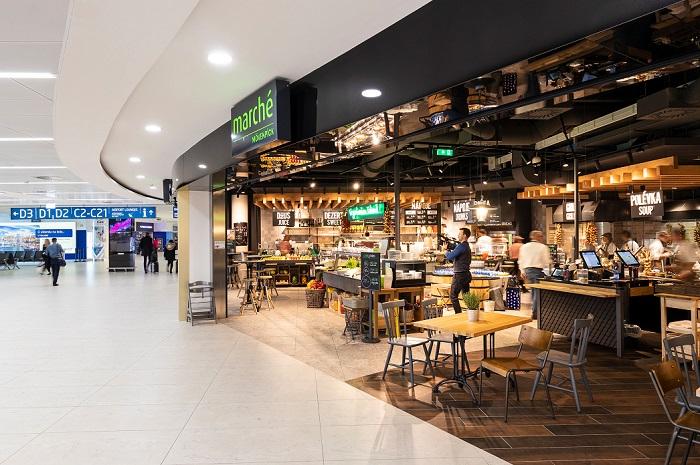 ec5eac8d2 Na Terminálu 2 Letiště Praha přibyly obchody a restaurace | MediaGuru