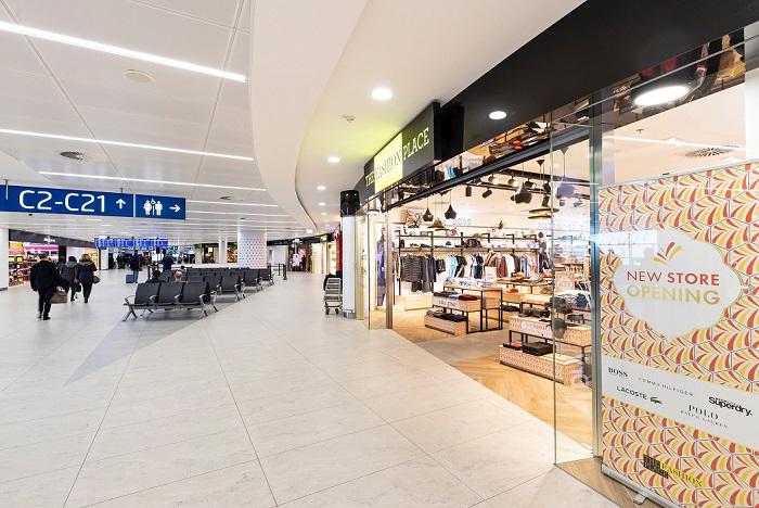 8d01f3688a Na Terminálu 2 Letiště Praha přibyly obchody a restaurace