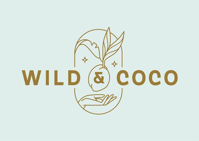 Logo značky Wild & Coco, zdroj: Wild & Coco