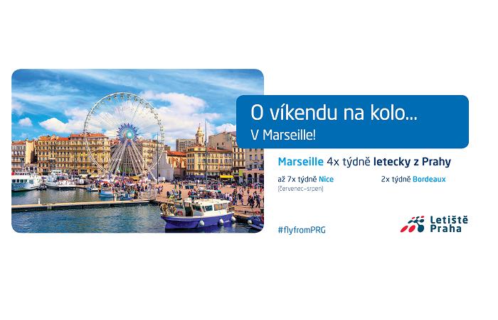 Vizuál nové kampaně Letiště Praha, zdroj: Letiště Praha