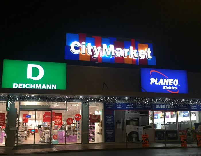 Pod značku City Market chce CPI Property Group sjednotit své retail parky, zdroj: CPI Property Group.