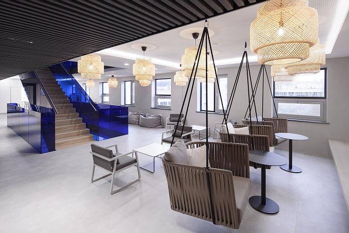 KPMG – v kategorii poradenské kanceláře (autor: S.H.S. architekti)