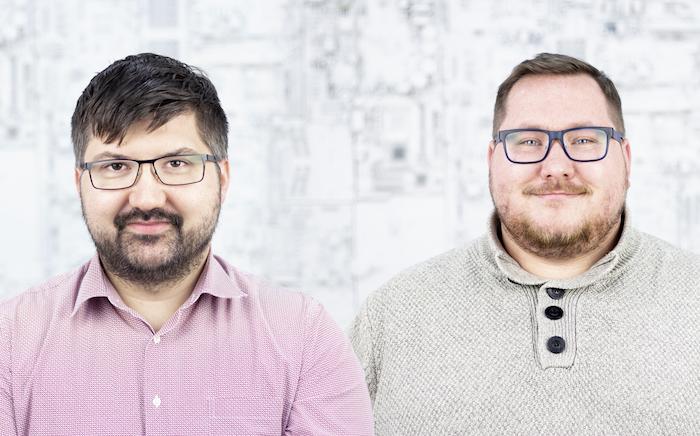 Do vedení marketingu Alza.cz byli jmenováni (zleva): Jan Sadílek a Jaroslav Kotápiš, zdroj: Alza.cz.