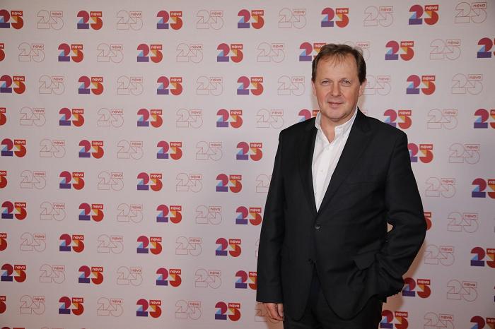 Bývalý generální ředitel TV Nova Petr Dvořák, foto TV Nova