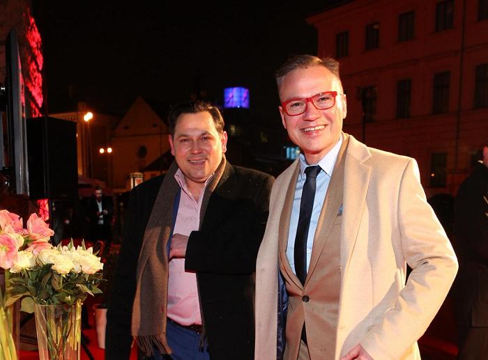 Pavel Vítek a Janis Sidovský, foto: TV Nova