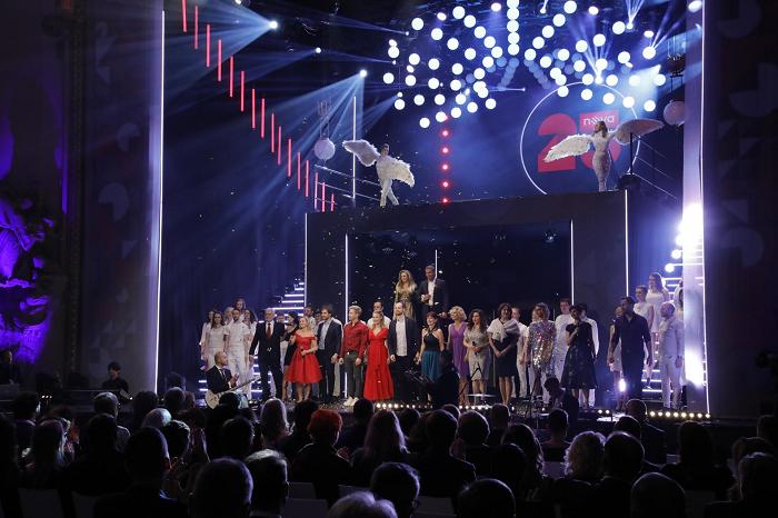 Úvodní show, foto: TV Nova