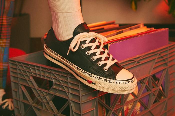 """Converse uvádí novou kolekci """"Love the Progress"""", zdroj: Converse."""