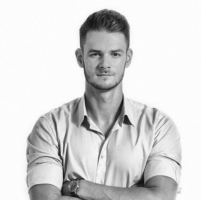 Tomáš Garcy Nečas, zdroj: NMDS