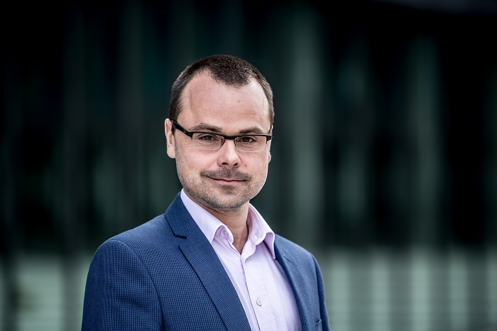Tomáš Skřivánek, foto: VLM