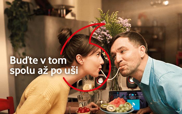 Zdroj: Vodafone